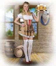 deguisement femme tyrolienne