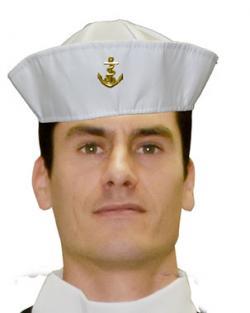 Chapeau Marin avec Ancre