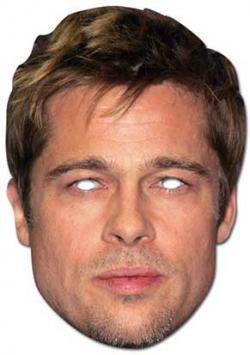 Masque Brad Pitt