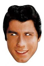 Masque de John Travolta
