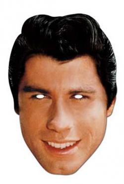 Masque de John Travolta