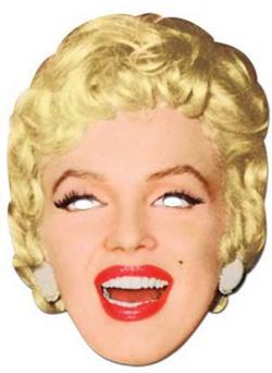 Masque de Marylin Monroe