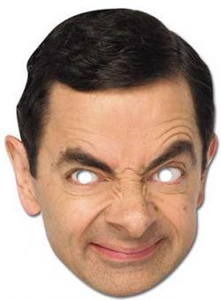 Masque Mister Bean