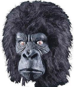 Masque Gorille en Latex