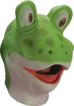 Masque Grenouille en Latex