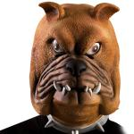 Masque Bouledogue Latex