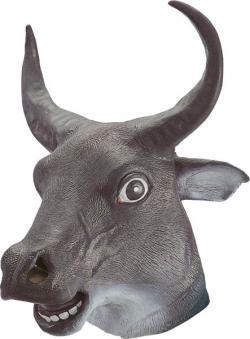 Masque Taureau en Latex