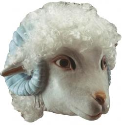 Masque Mouton en Latex