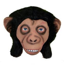 Masque Singe Chimpanzé Intégral