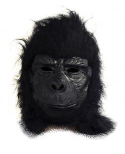 Masque gorille complet