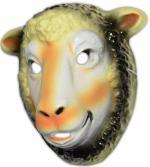 Masque mouton en plastique