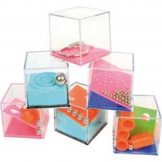 Mini jeu de patience cube