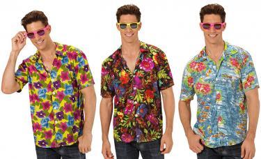 deguisement chemise hawaienne