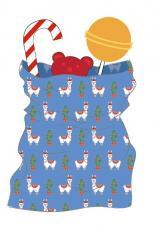 sachets cadeaux frida lama