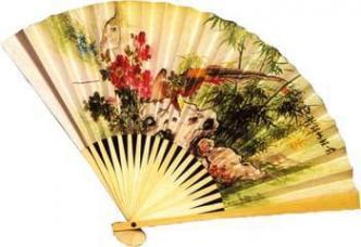 eventail japonais papier