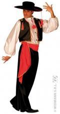 deguisement flamenco espagnol homme