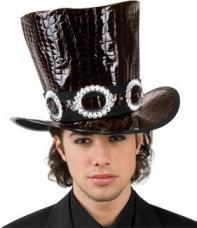 chapeau vampire gothique