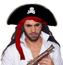 chapeau pirate souple