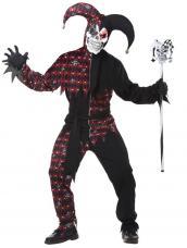 costume bouffon sinistre