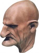 Masque de Vieux Mécontent