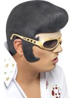 Masque Perruque Elvis