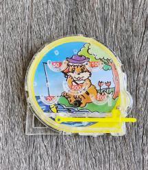 Mini flipper 5 cm pas cher