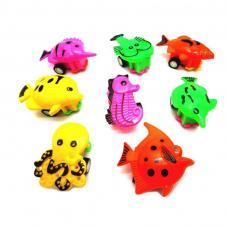 jouet animal poisson rétrofriction