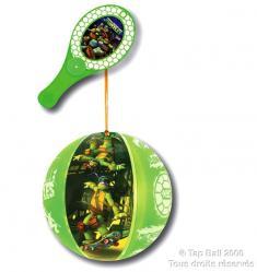 Tape balle tortue ninja pas cher