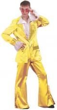 deguisement disco or pour homme