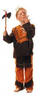 Déguisements Costume Indien Garçon Apache