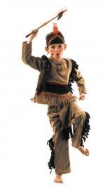 Déguisement Indien Enfant Sioux