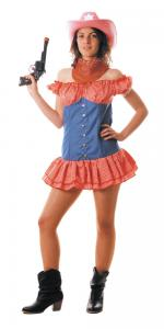 Costume Cowgirl Femme