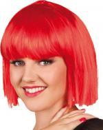 Perruque New Cabaret Rouge