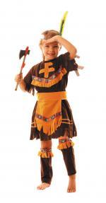 Déguisement Apache fille