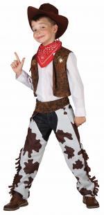 Déguisement Cow Boy et jambières