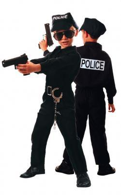 Déguisement Police Garçon