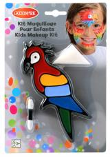 kit maquillage enfant perroquet
