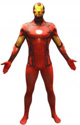 Seconde Peau Classique Iron Man pas cher