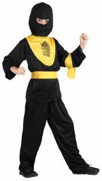Costume Ninja Garçon Pas Cher