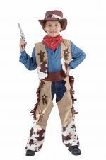 Déguisement Cowboy Luxe Enfant