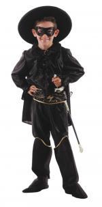 Déguisement Cavalier Masqué Zorro Enfant