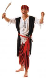 Déguisements Costume Pirate Homme
