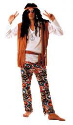 Déguisements Costume Hippie Homme