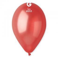 Ballons métallisés Rouge Foncé pas cher