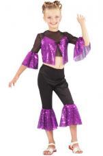 costume starlette fille