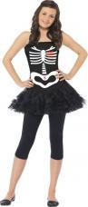 deguisement robe squelette pour enfant