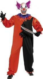 Déguisement Clown Effrayant Adulte