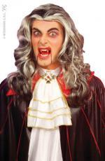 Déguisements Perruque Vampire Méchée Adulte