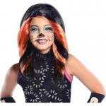 Perruque licence Luxe Skelita Calaveras Monster High