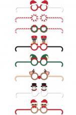 lunettes rigolotes pour noel